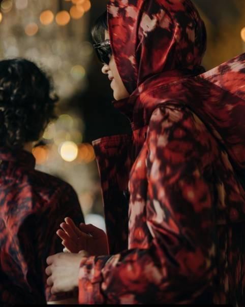 DIOR迪奥秋冬成衣系列后台掠影 展现廓形之美