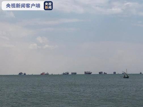 苏伊士运河现有321艘船只等待通航,搁浅货轮或在下周脱困