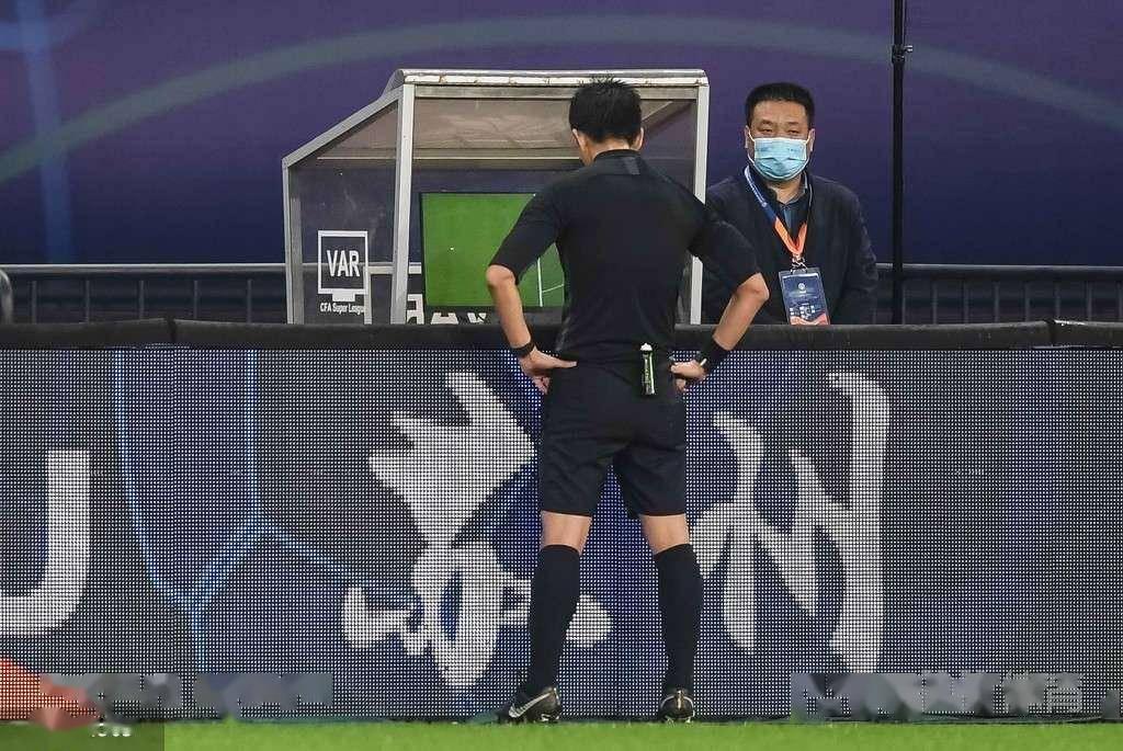 中超裁判执法工作变革:引入外籍专家评议+俱乐部申诉程序