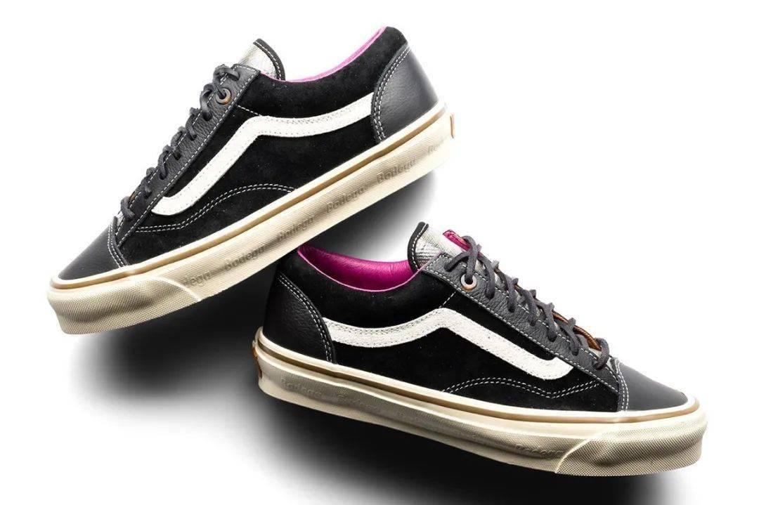 黑丝女+滑板鞋?Vans高端支线新联名曝光 本周限量发售! 爸爸 第14张