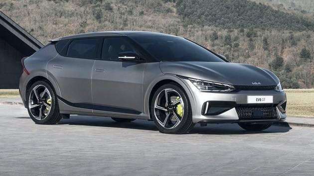 起亚EV6正式发布 预计下半年上市