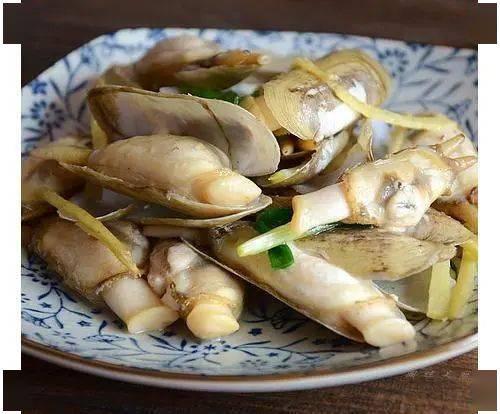 味道鲜美,一咬就爆汁!很多宁波人超爱的这个海鲜,进入最佳品尝期!
