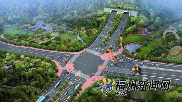 今年6月前通车!金鸡山再添一条新隧道!华林路直通东二环!  第1张