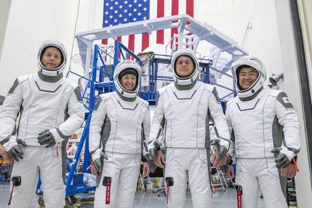 SpaceX Crew-2 载人航天任务乘员名单确认,将于 4 月 22 日发射