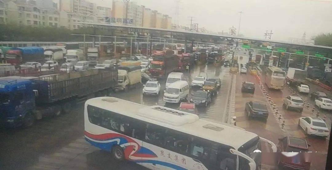 省内多条高速限流、交通管制!今天的返程高峰你堵哪里了?