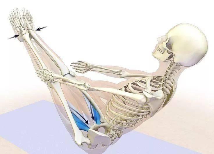 """大腿内侧肉多,松弛磨腿?10个动作帮你消除""""大腿内侧拜拜肉""""_双腿"""