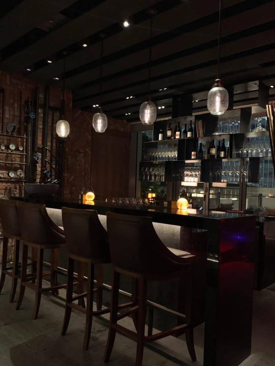 广州6家五星级酒店的奢华酒吧,喝酒赏景两不误