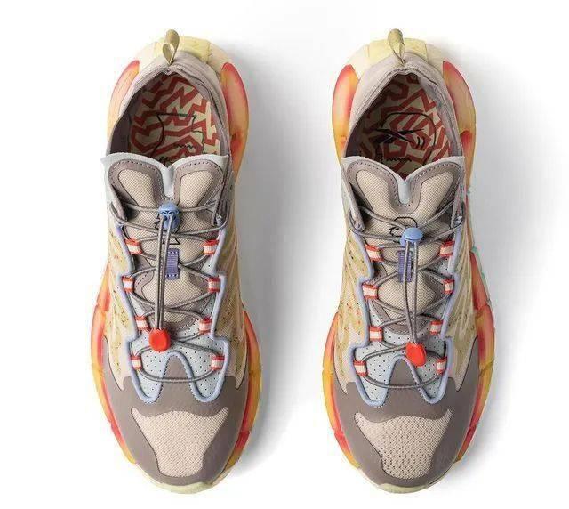 脑死亡 x Reebok新联名球鞋实物提前泄露 确认将限量发售! 爸爸 第10张