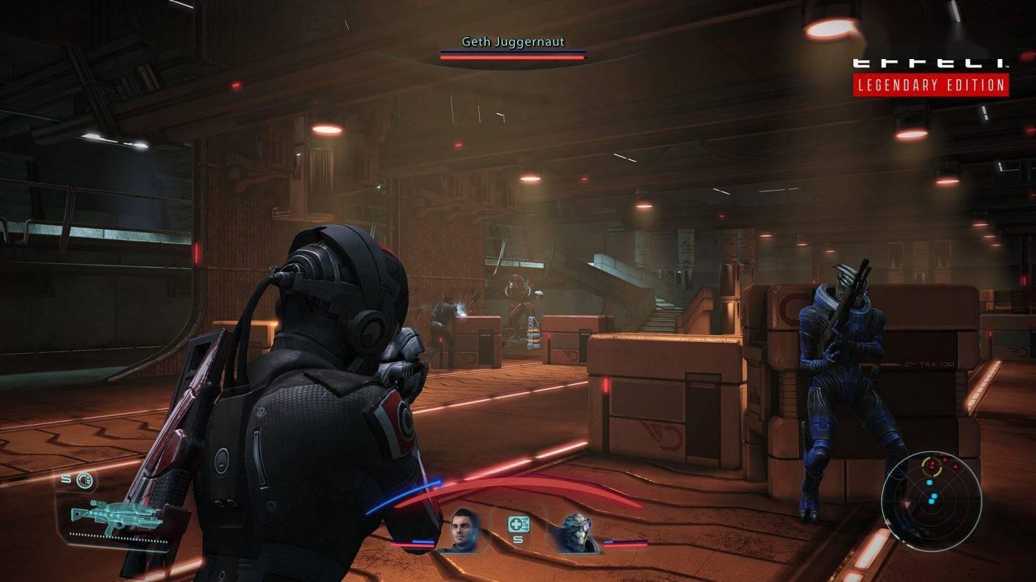 IGN发布《质量效应:传奇版》与老版本对比视频  第1张