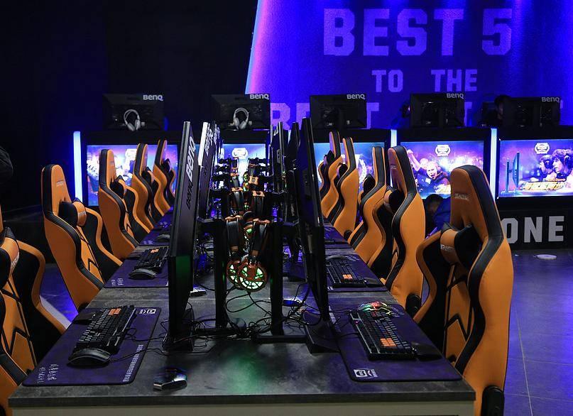 电子竞技也是一种体育精神!盘点中国十大知名电竞俱乐部。你支持他们吗