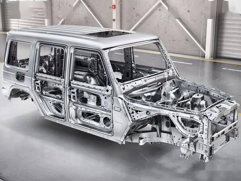 【审查阶段】纯电大G会续用梯形式大樑底盘吗?Mercedes-Benz EQG商标审查中_G-Class