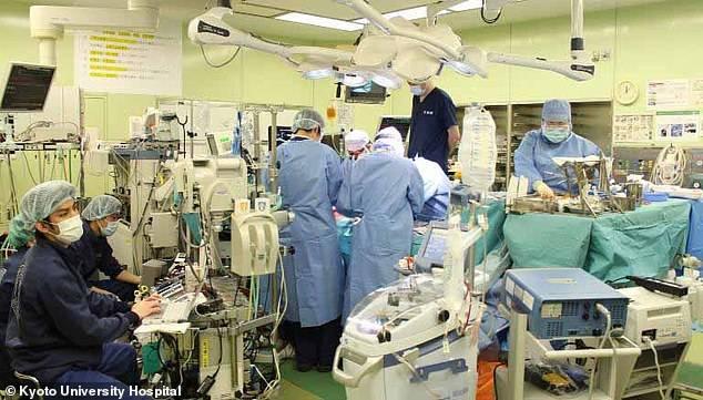 日本成功实施世界首例活体捐献肺移植手术,夫捐左肺儿捐右肺