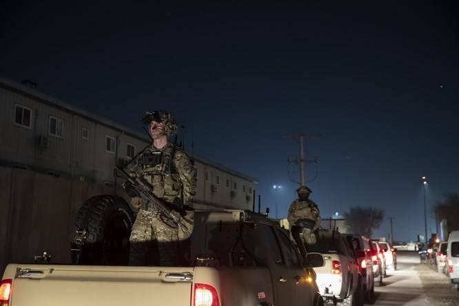 盛图美军驻阿富汗秘密基地两次遭火箭弹袭击,致附近7名平民受伤