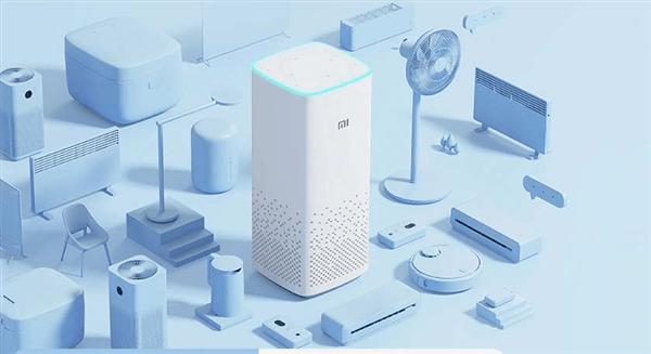 199元!小米AI音箱第二代发布:蓝牙Mesh网关+组合立体声