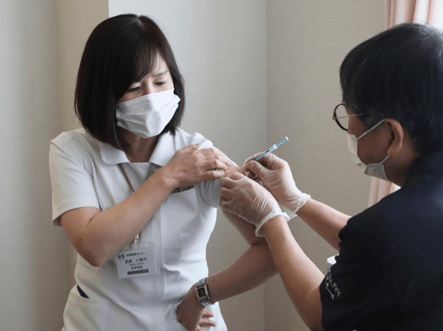 日本报告首例接种两剂新冠疫苗后确诊病例