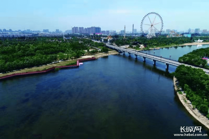 邢台市生态补水形成有水河道171公里