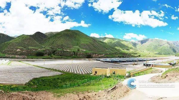 【聚焦】中国水利报聚焦四川甘孜州发展太阳能提灌解缺水之困