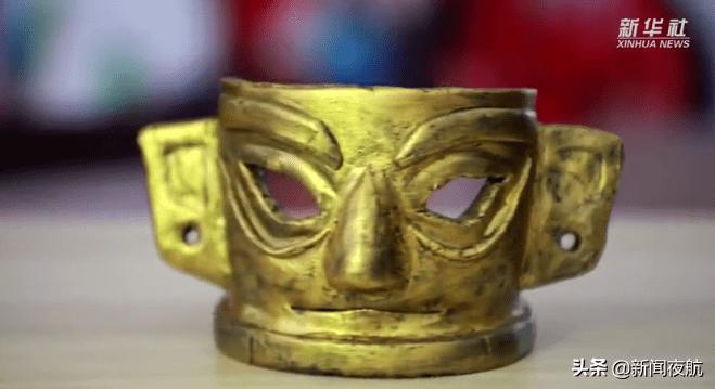 三星堆黄金面具用米也能做!看完过程我惊了……