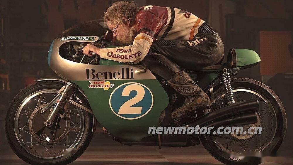 生于1968,这辆大奖赛摩托放到现在仍旧不过时
