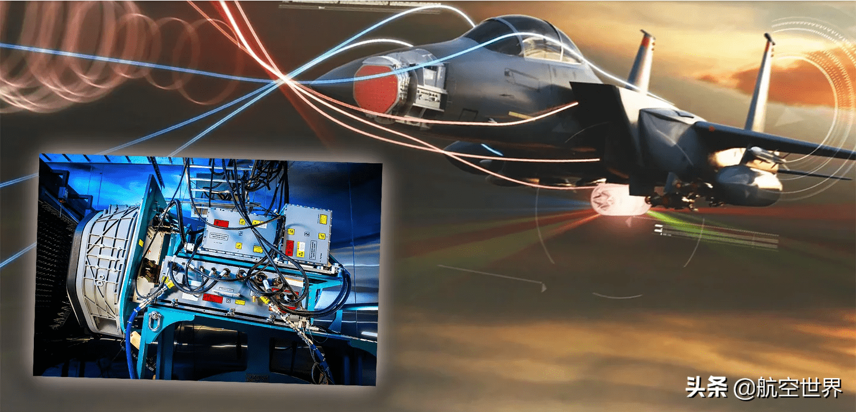 """鹰眼锐利:F-15EX""""攻击鹰""""雷达项目负责人米歇"""