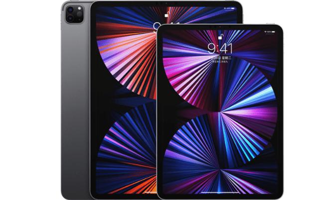 苹果发布搭载MiniLed屏幕的iPad,电子科技大学推出了更牛的MicroLED显示芯片