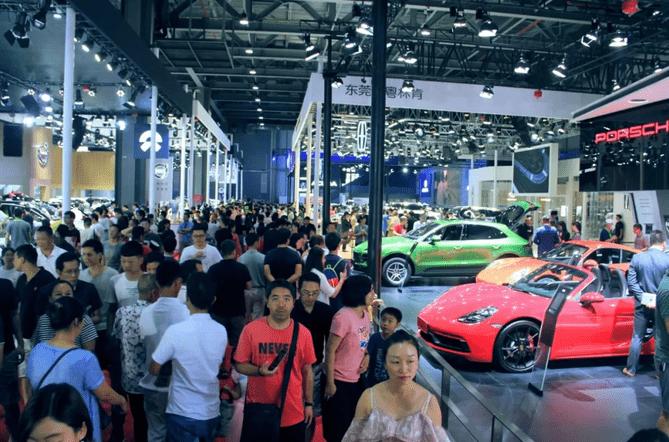 4月30日-5月5日,全国漂亮小姐姐齐聚天津五一国际车展,你还在等什么?(图8)
