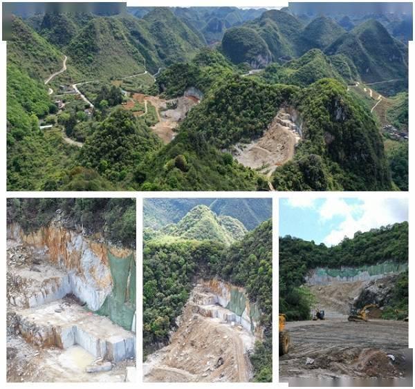 野蛮采石、违规建房!广西唯一的世界地质公园遭破坏性开发