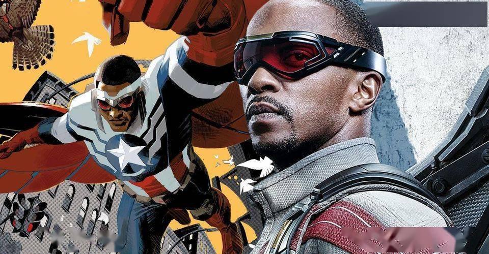 《美国队长4》电影开发中《猎鹰与冬兵》主创打造_细节