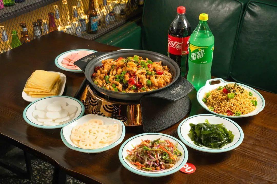 【海珠·东晓南】¥69秒178元3人烤鱼套餐!肉质细嫩的清江鱼,搭配丰富配菜,口口引爆味蕾!
