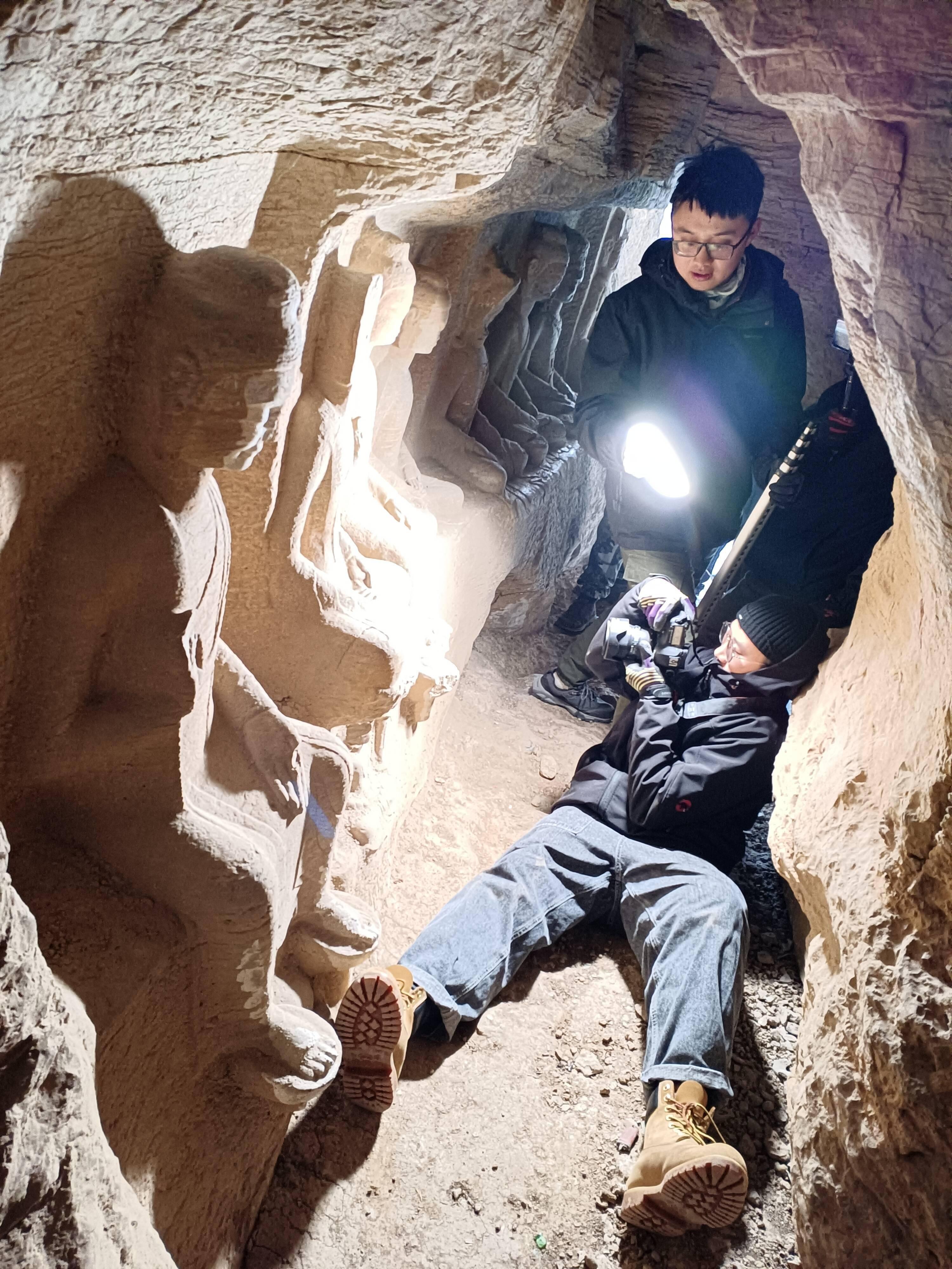 披星戴月,山东新发现16处石窟寺文物点