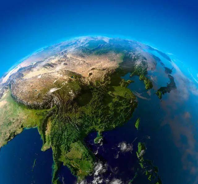 【地理视野】地理老师没有给你讲过这些罕见地图,因为可能会颠覆你的世界观  第10张