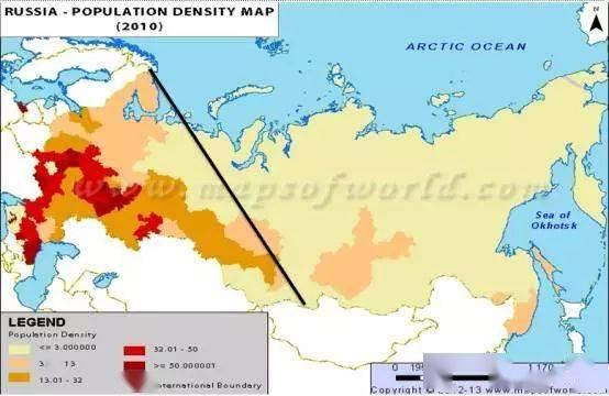 【地理视野】地理老师没有给你讲过这些罕见地图,因为可能会颠覆你的世界观  第49张