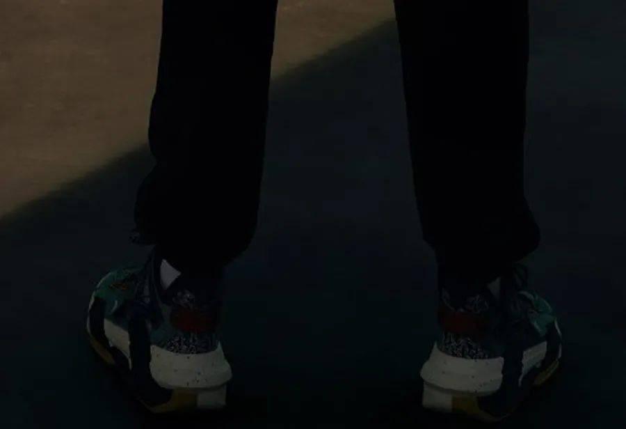 「王一博同款」曝光?!安踏代言人上脚神秘新鞋!