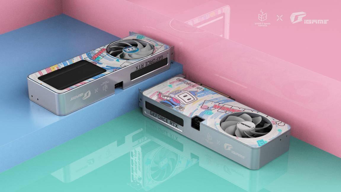 七彩虹推出 Bilbili 联名版 RTX 3060 显卡,数量有限需要摇号购买哦