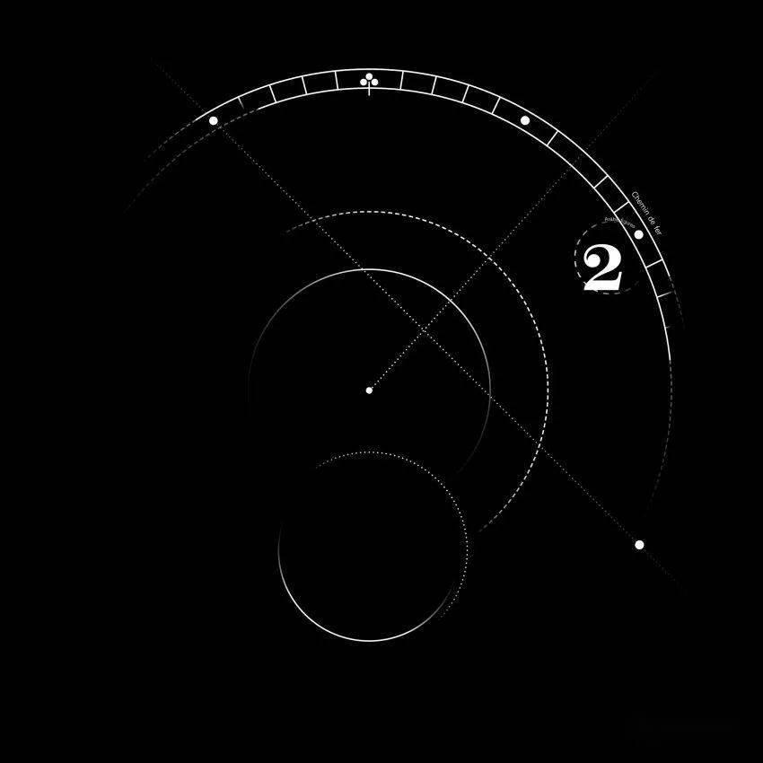 时间的几何之美 一目了然:朗格腕表的设计法则
