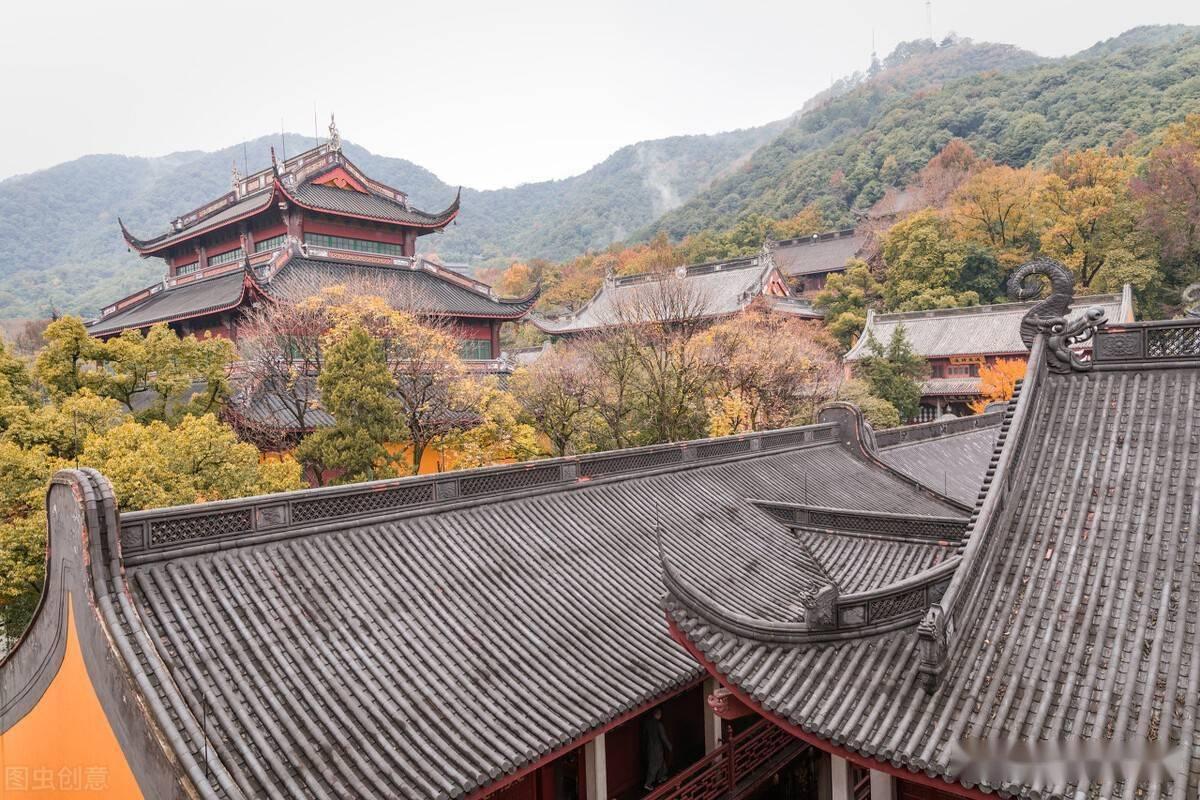 神佛寺庙门前对联_瑞文网