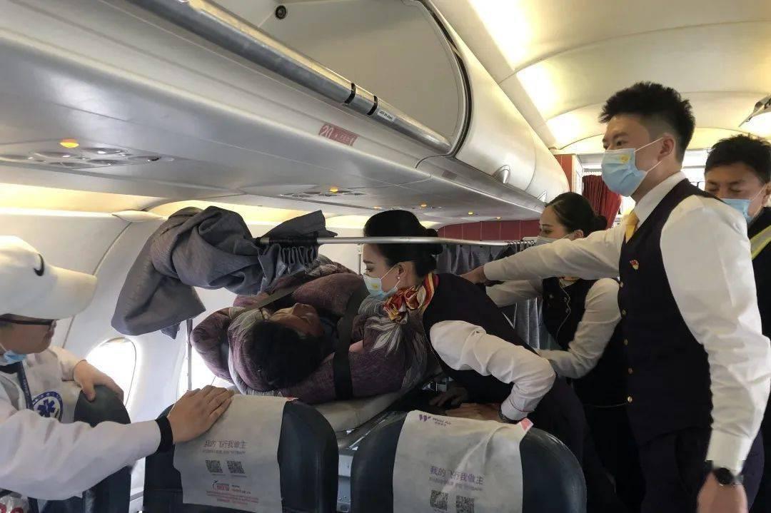 """""""五一""""高峰的""""生命抉择"""",海航旗下西部航空承运生命危急旅客转院抵渝治疗"""