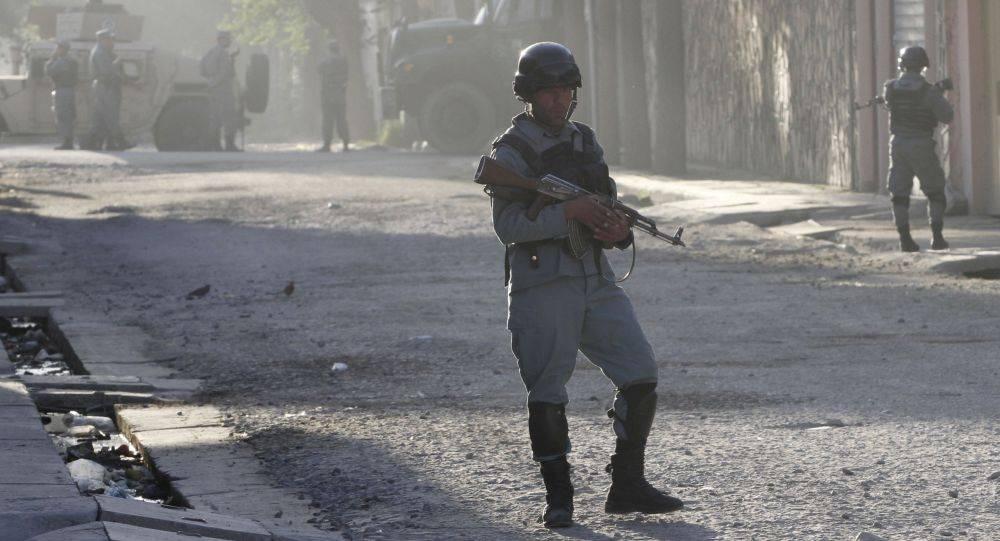 盛图注册阿富汗连发多起武装袭击 美国防部:未对美军造成影响,撤离毫无阻碍 (图1)