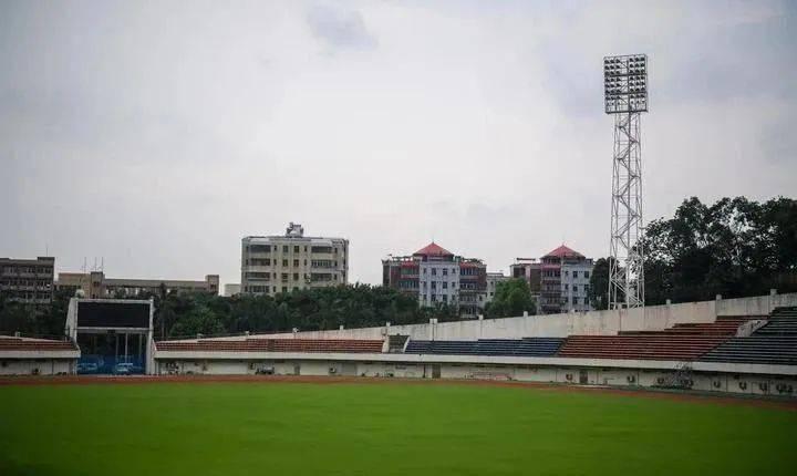 连日大雨赛场受到影响 广州赛区比赛场次调整