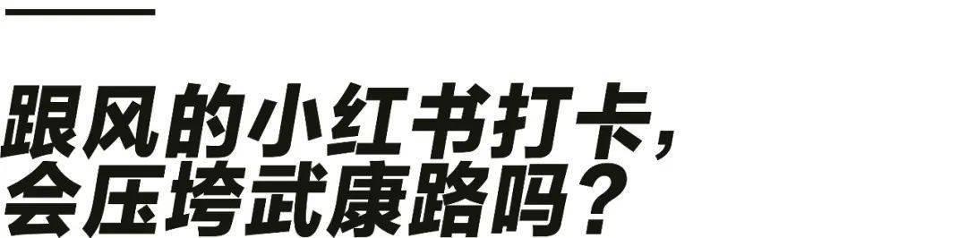 小红书网红压垮武康路?