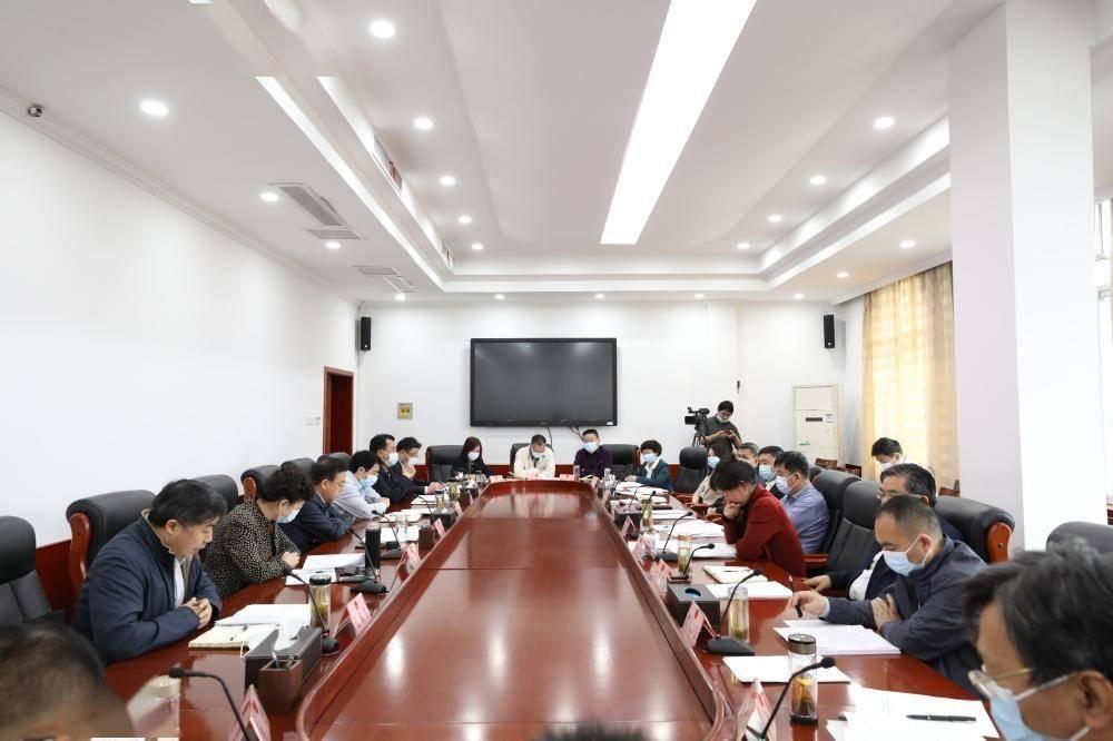 市人大常委会召开第63次主任会议
