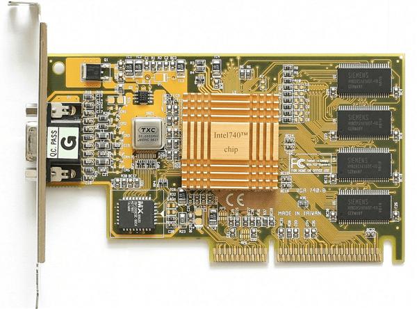 GPU-Z 2.39.0版發布:支持Intel 23年前的第一款獨立顯