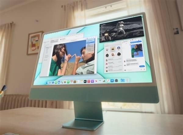 堪称史诗升级!苹果M1版iMac跑分曝光:单核提升56%