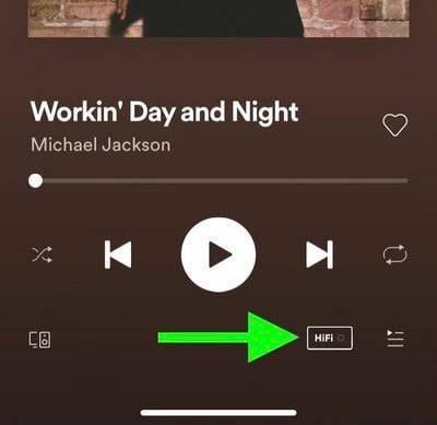 流媒体音乐 Spotify App 出现了隐藏的 HiFi 图标 具体上线日期官方并未公布