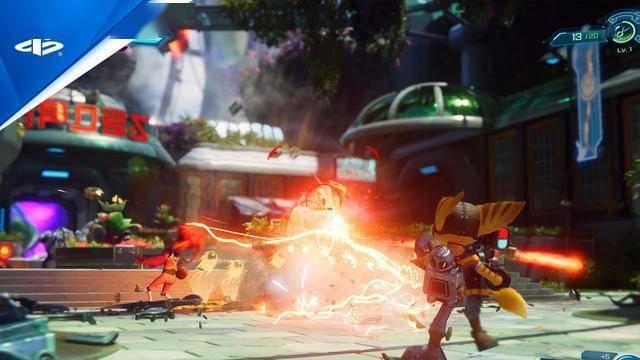 《瑞奇与叮当 时空跳转》公开日本限定宣传片「超爽快战斗」 将于6月11日独占登录PS5
