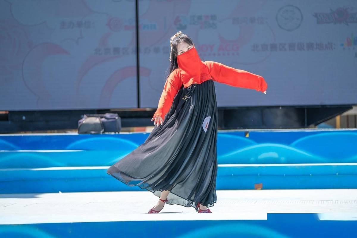 2021ChinaJoy洛裳华服·新秀大赛,北京赛区晋级赛圆满落幕 展会活动-第13张
