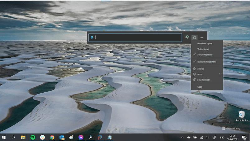 """微软 Win10 滑动小部件将""""回归"""",正在开发类似win8魅力栏功能"""