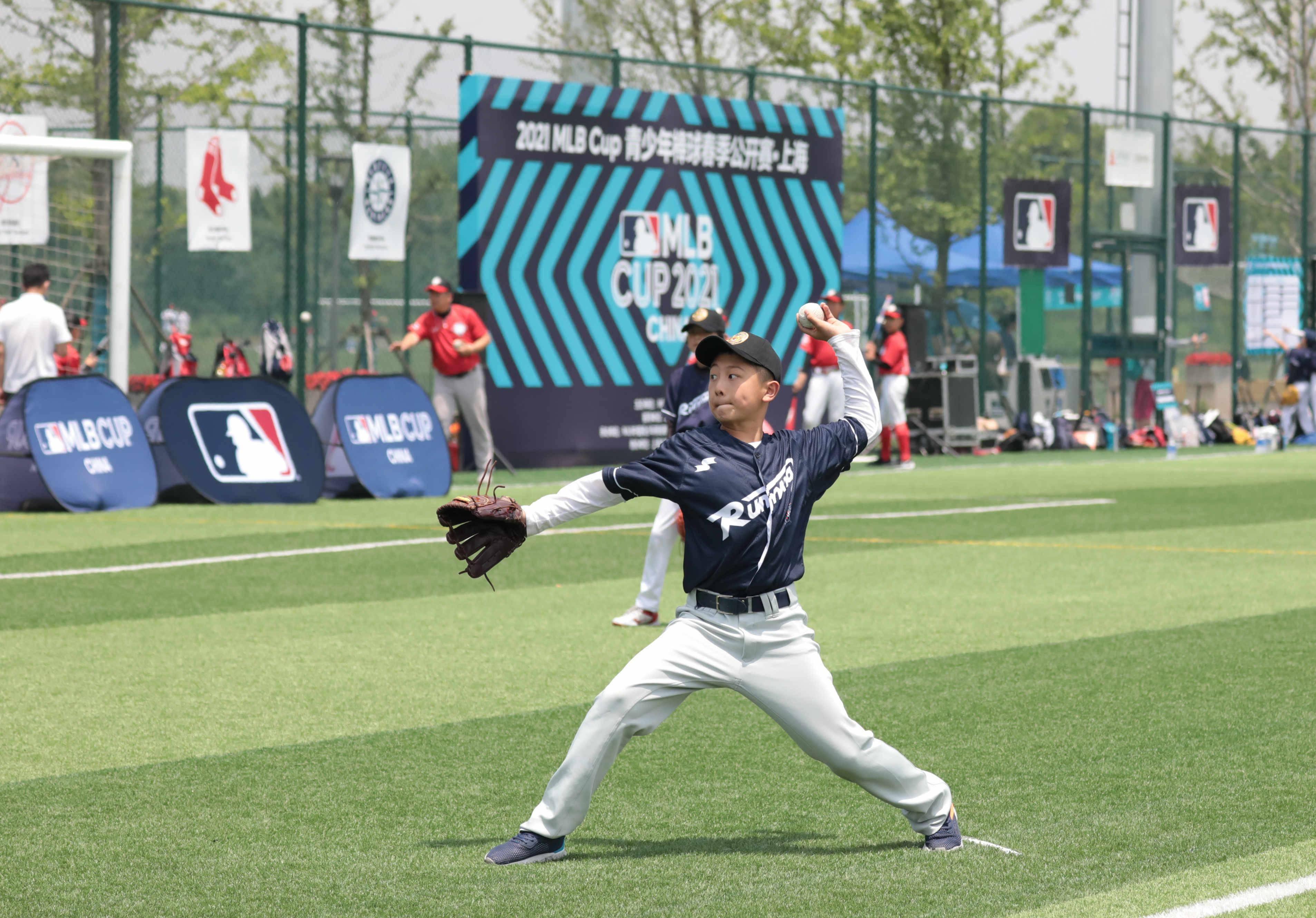"""探索中国棒球推广之路,MLB不止在寻找""""棒球界的姚明"""""""