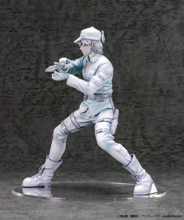 B´full FOTS JAPAN「工作细胞」白细胞手办开订插图(3)
