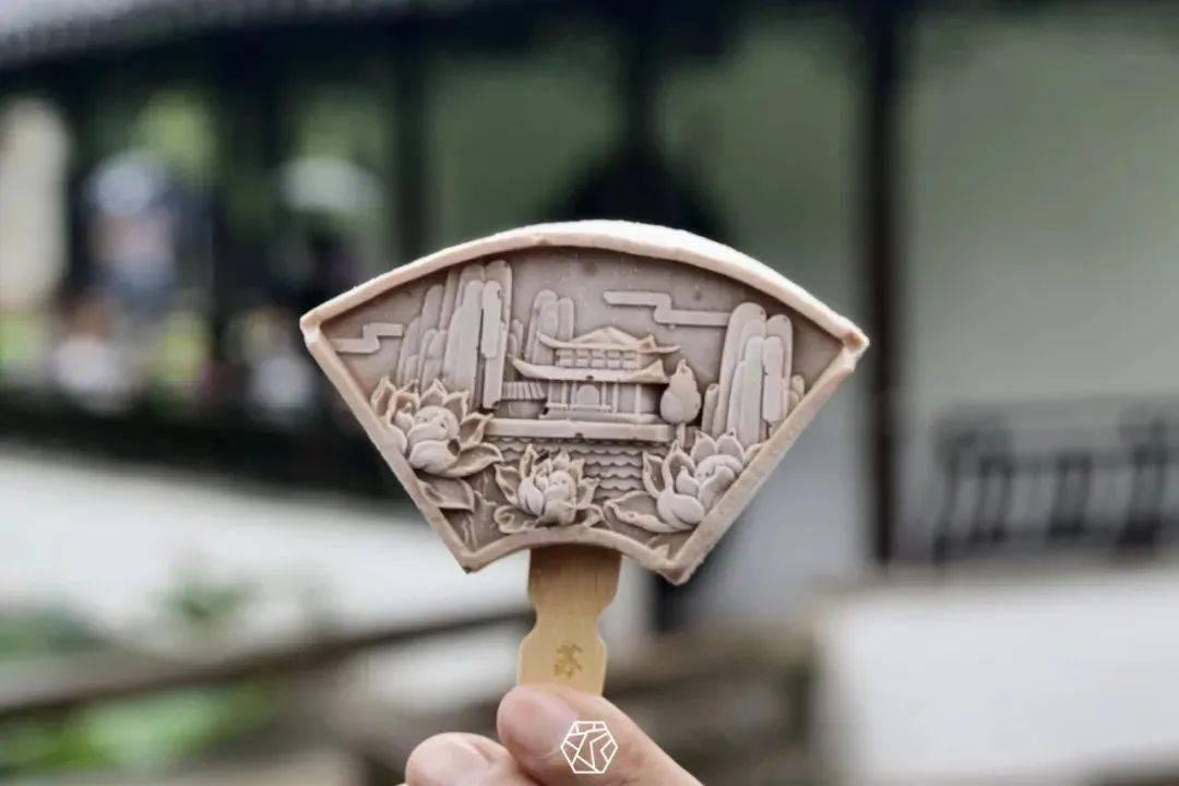 景區文創紀念品比拼的終極戰場,原來是造型奇特的雪糕